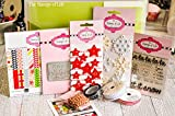 Christmas Scrapbooking Card Kit by The Stamps of Life