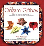 The Origami Giftbox, Nick Robinson, 1554071984