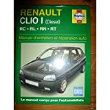 Renault Clio Diesel (French service & repair manuals) (French Edition)