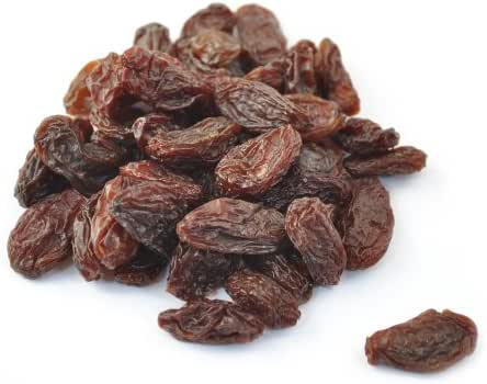 Dried Fruit & Raisins: Good Sense