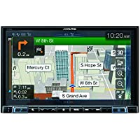 Alpine Electronics X108U 8 Mech-Less Restyle Dash System