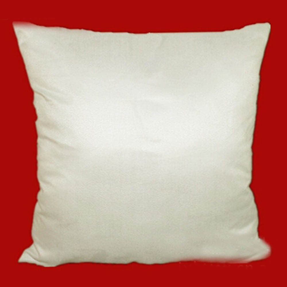 Amazon.com: Venzhe Plain Suede Pillow Covers Cotton Soft ...
