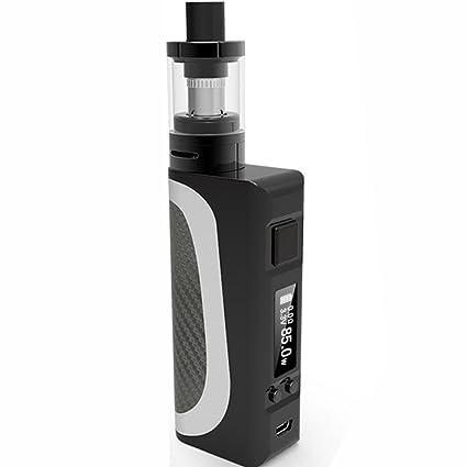 YESDA Cigarrillo Electrónico, 85W Función de Relleno a Tope Atomizer,Atomizadore Vapeador Kit de