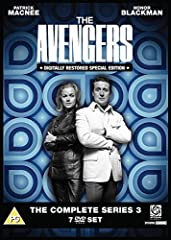 John Steed (Patrick Macnee) is a highly-trained top-level secret agent and Cathy Gale (Honor Blackman) a cool resourceful anthropologist and adventurer. Together they continue their crime solving escapades in the original British cult ...