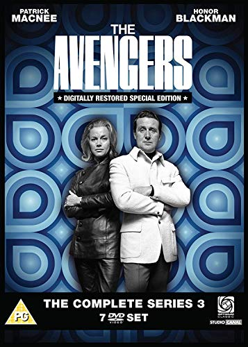 The Avengers - Complete Series 3 [DVD]