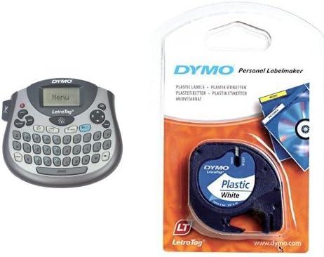 DYMO - Pack impresora de etiquetas LetraTag LT-100T + Cinta de ...