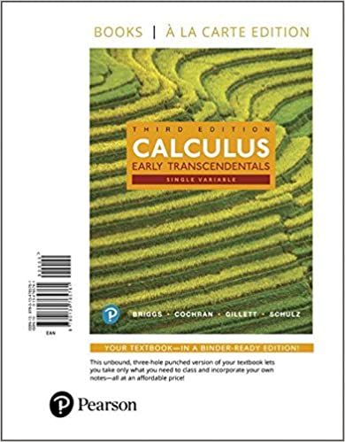 calculus early transcendentals 3rd edition briggs solutions