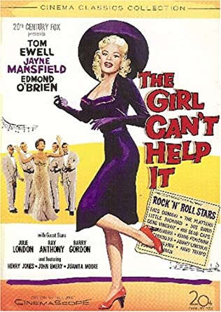 Amazon | The Girl Can't Help It (Cinema Classics Collection) | 映画