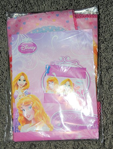 1 Sack Pool Prinzessin 45 x 45,5 cm Disney cm rosa Mode