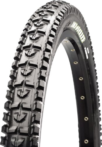 (Maxxis High Roller Mountain Bike Tire (Wire Beaded 42a, 26x2.35))
