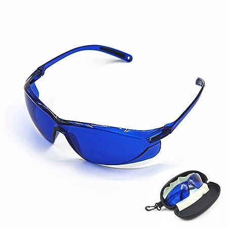 3e0d6898423 Pink Rose Dream IPL Glasses for Beauty Operator Safety Protective E light  Red Laser Color Light
