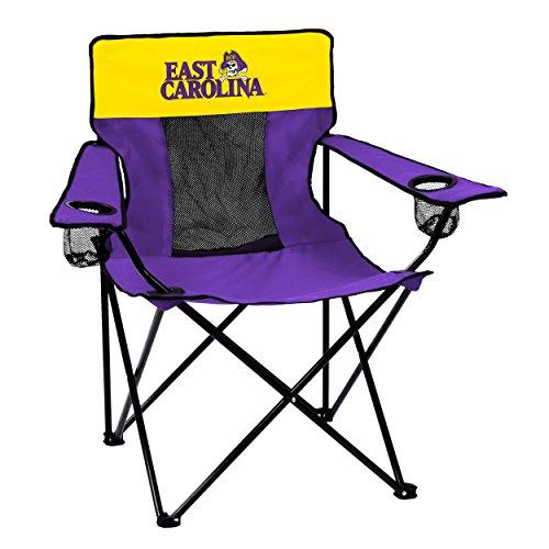 Logo Brands Collegiate East Carolina Pirates Elite Chair East Carolina Pirates Logo