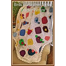 Birds of a Feather Afghan Crochet Pattern