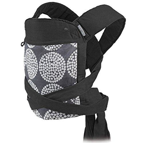 Infantino Sash Wrap and Tie Carrier - Dots