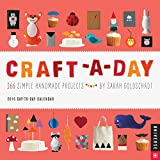 Craft-a-Day 2016 Day-to-Day Calendar: 366 Simple Handmade Projects