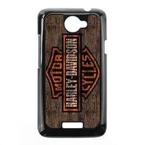HTC One X Cell Phone Case Black Harley Davidson kkb