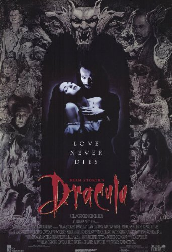 Bram Stoker's Dracula Movie Poster - Style A