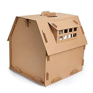 ... Casetas y condominios para gatos