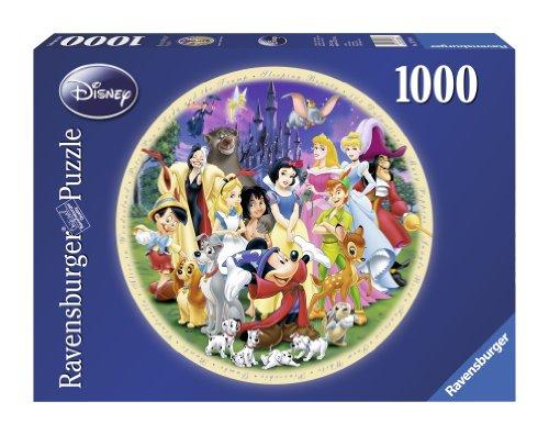 Ravensburger Jigsaw Puzzle 1000 pieces - Disney's Wonderful World (Cod. 15784)