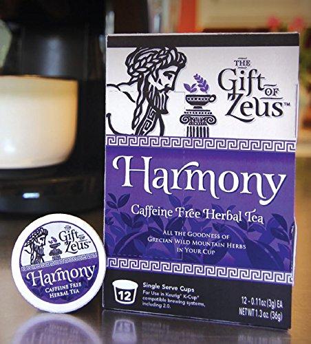 The Gift of Zeus Harmony Tea (Box of 12) For Sale