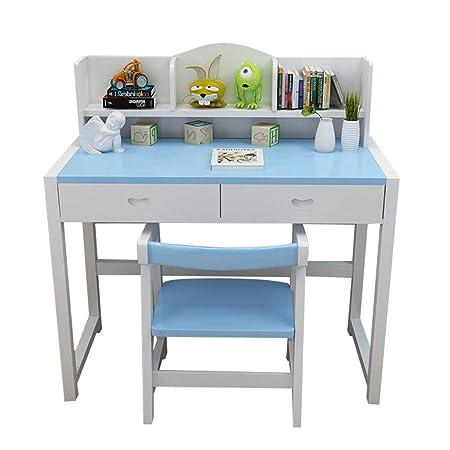 Juegos de mesas y sillas Mesa de estudio para niños y combinación ...