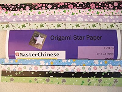 Origami Stars Papers Package - Kids Size