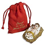 Infant Jesus with Gift Bag