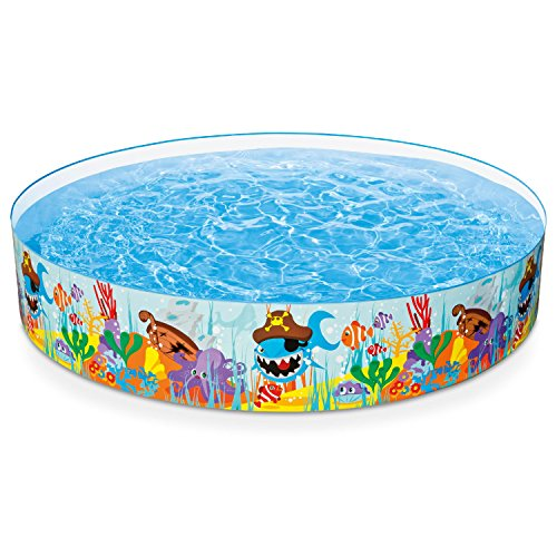 Intex Ocean Reef Snapset Kiddie Pool