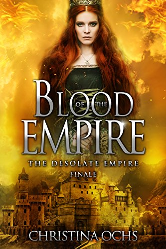 7eb9543495 Blood of the Empire (The Desolate Empire Book 6) - Kindle edition by ...