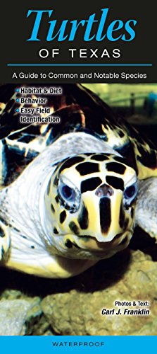 Turtles Of Texas: A Guide To Common And Notable Species