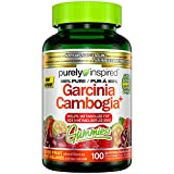 Purely Inspired 100-Percent Pure Garcinia Cambogia Gummies, 100 Count
