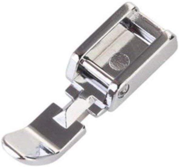 Pie prensatelas YICBOR para máquina de coser doméstica, con cremallera (n.° 5011-3N (7306-2)