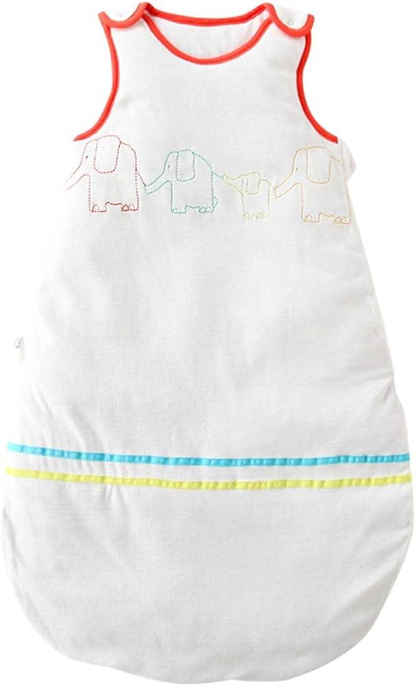 TAAMBAB Dormir Saco Alargar Acolchado Chaleco Bebé Dormido Bolso Dormir Bata - Invierno Niña Niño Sueño Pantalón Cremallera Botón Espesar Respirable: Amazon.es: Ropa y accesorios