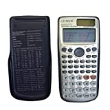 Two-way Solar Power Supply Large Display Scientific Powerful Mathmatic Calculators (fx-991es plus)