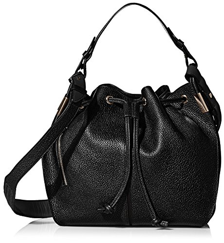 Bucket Black Women's Time's LIDA Arrow Bag FxpqwwRnt0