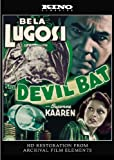 Devil Bat: Remastered Edition [DVD] [1940] [Region 1] [US Import] [NTSC]