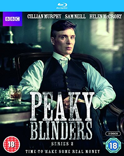 Peaky Blinders: Series - Season 2 [Blu-ray]