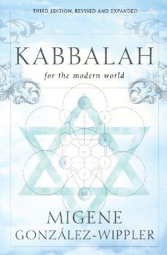 Kabbalah For The Modern World [Gonzalez-Wippler, Migene] (Tapa Blanda)