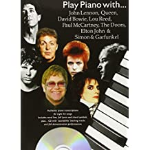 Play Piano With.John Lennon, Queen, David Bowie, Lou Reed, Paul McCartney, The Doors, Elton John And Simon And Garfunkel
