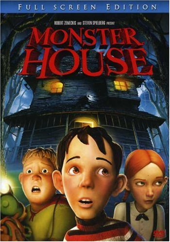 Monster House (Fullscreen) (Scary Movie Haunted House)