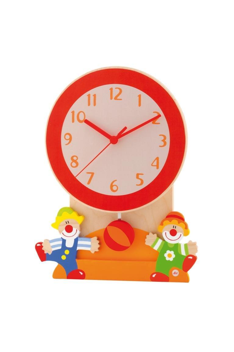 Sevi Le Cirque Decorations Pendulum Clock