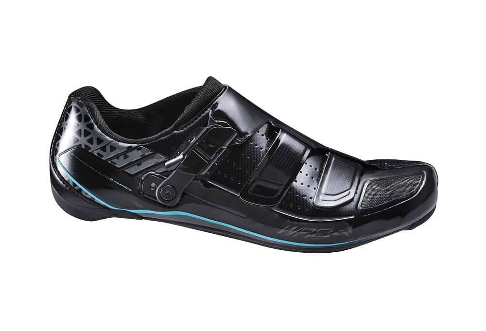 SHIMANO SH-WR84 Cycling Shoes - Women's Black, 40.0
