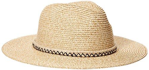 Volcom Juniors Shady Daze Panama Straw Fedora Hat