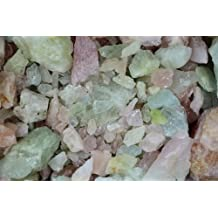 Morganite and Beryl 'AAA' Grade Rough - 250 Carat Lot | Lapidary for Cabbing, Tumbling, Wire Wrapping, Reiki