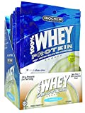 """Biochem 100% Whey Protein """"Vanilla"""" Single Serving Packs 30.6 Grams, 10-Count For Sale"""