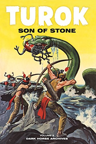 Stone Archive (Turok, Son of Stone Archives Volume 9)