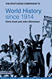 World History since 1914, Stevenson, John and Cook, Chris, 0415345847