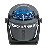 Ritchie Navigation Compass, Bracket Mount, 2.75'' Dial, Grey