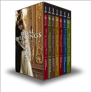 book cover of Royal Weddings Bundle