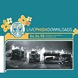 LivePhish 04/04/98